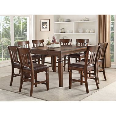 Found It At Wayfair  Tamarack 9 Piece Dining Set  Dining Tables Alluring 9 Pc Dining Room Sets Decorating Inspiration