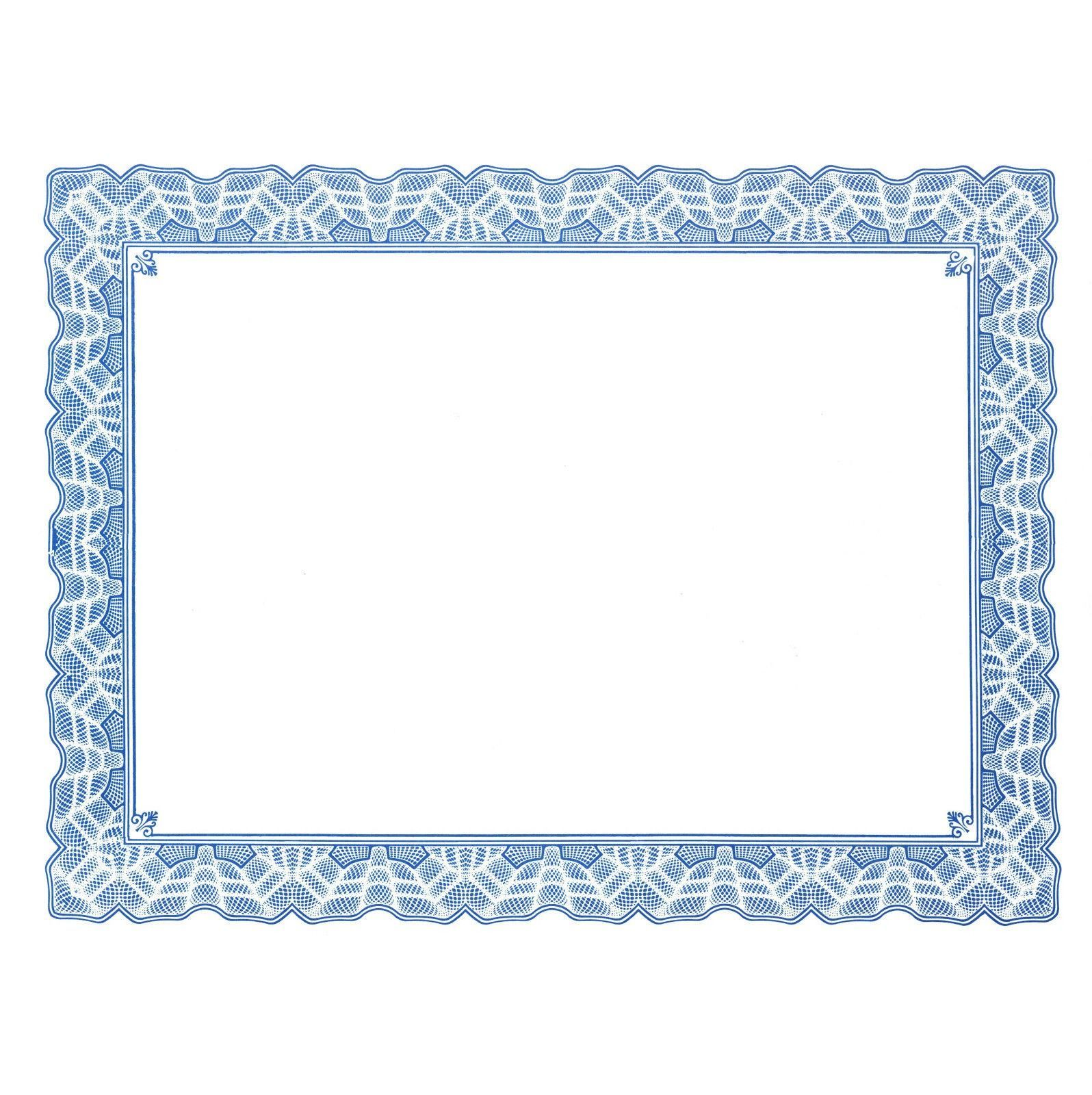 Certificate Border Templates For Word Pictures Certificate