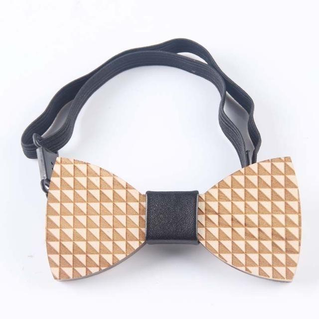 872e29b94770 Fashion Western Wood Elegant Bow Ties - Handmade. Fashion Western Wood  Elegant Bow Ties - Handmade Butterfly Wedding ...