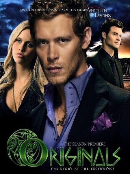 The Originals Seasons (1-3) Complete 1080p BluRay HEVC x265-D3FiL3R