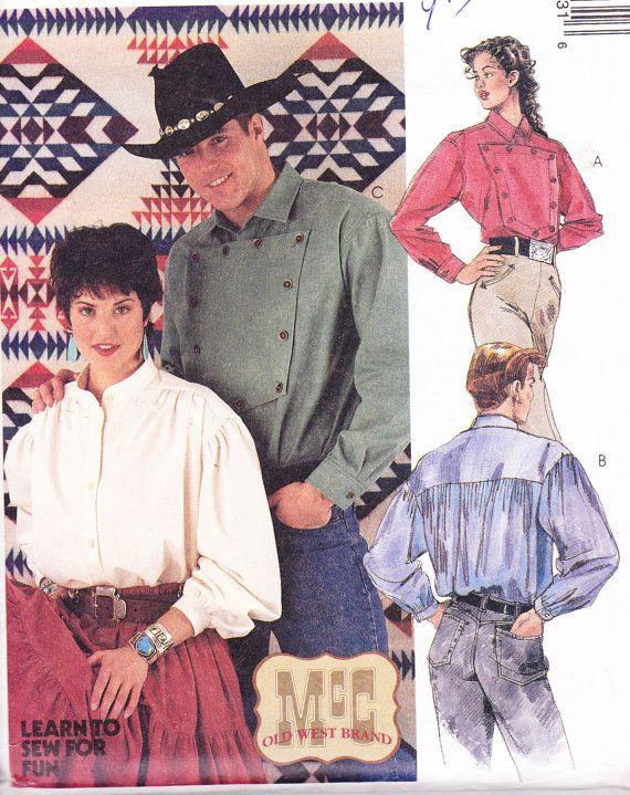 Western wear............