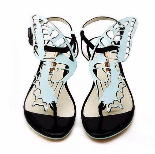 pinphoebe on wear  sophia webster shoes butterfly