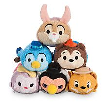Splash Mountain Mini ''Tsum Tsum'' Plush Collection | Disney Store
