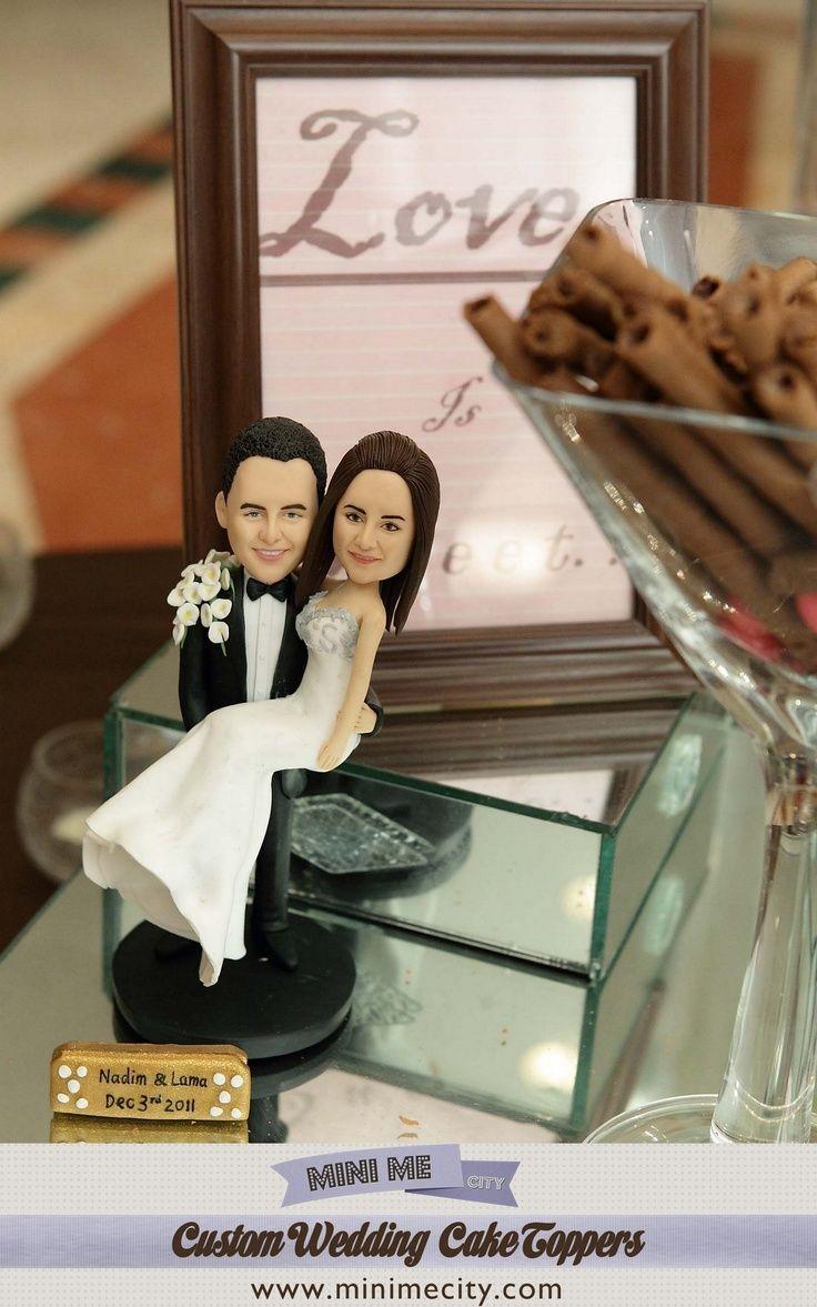 Custom Figurines From Your Photos Boda Pinterest Wedding