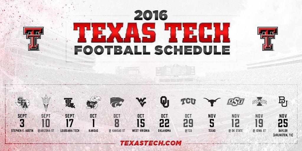 TTU20 on Texas tech football, Texas tech football