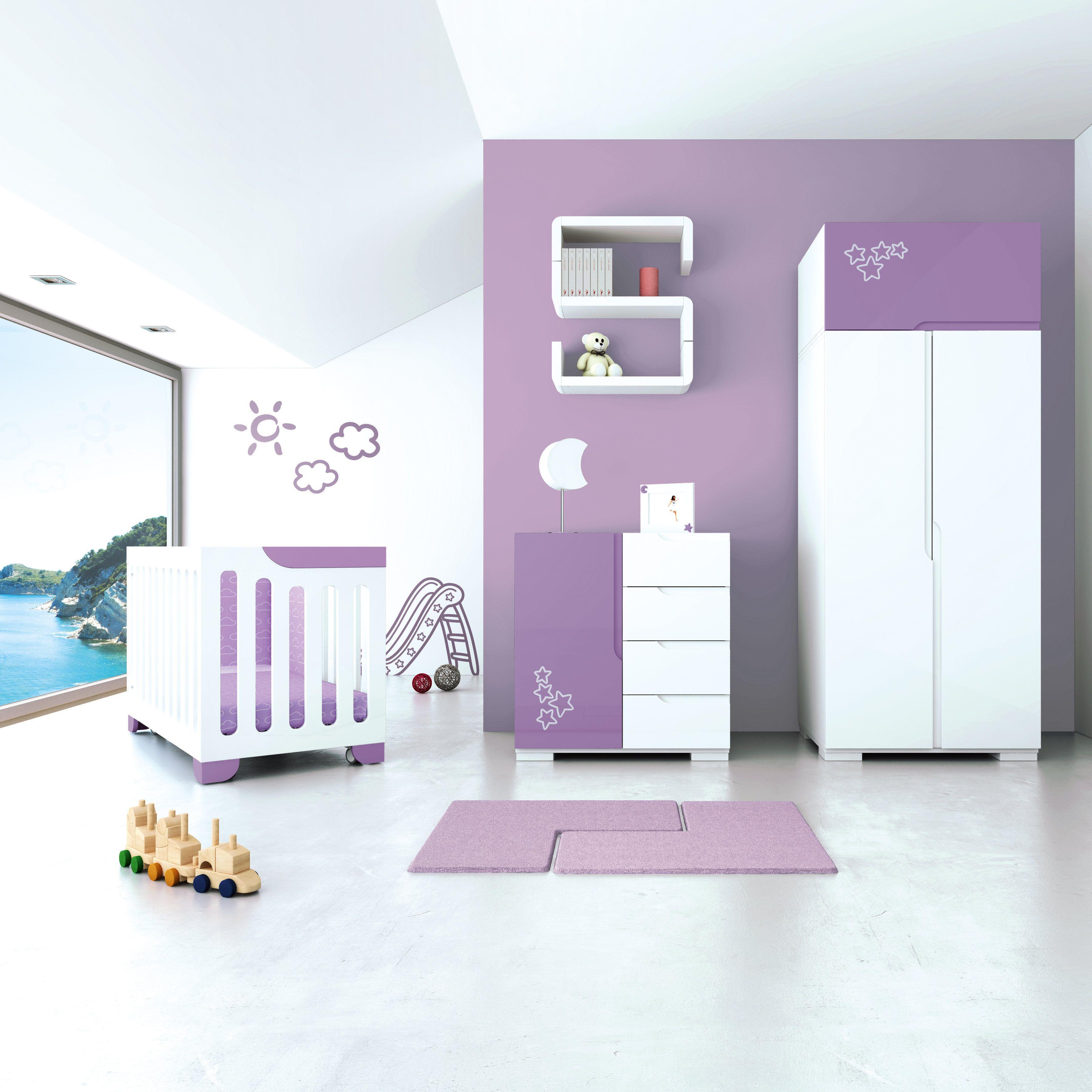 Habitación infantil ZERO EVOLUTIVE Alondra infantil. Ideal para ...
