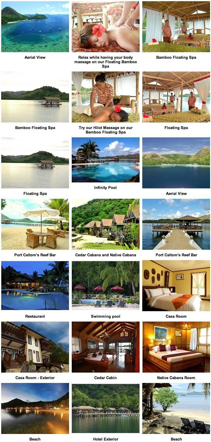 Coron El Rio y Mar Resort in