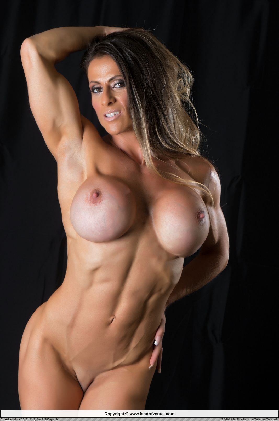 Big boob athletes naked
