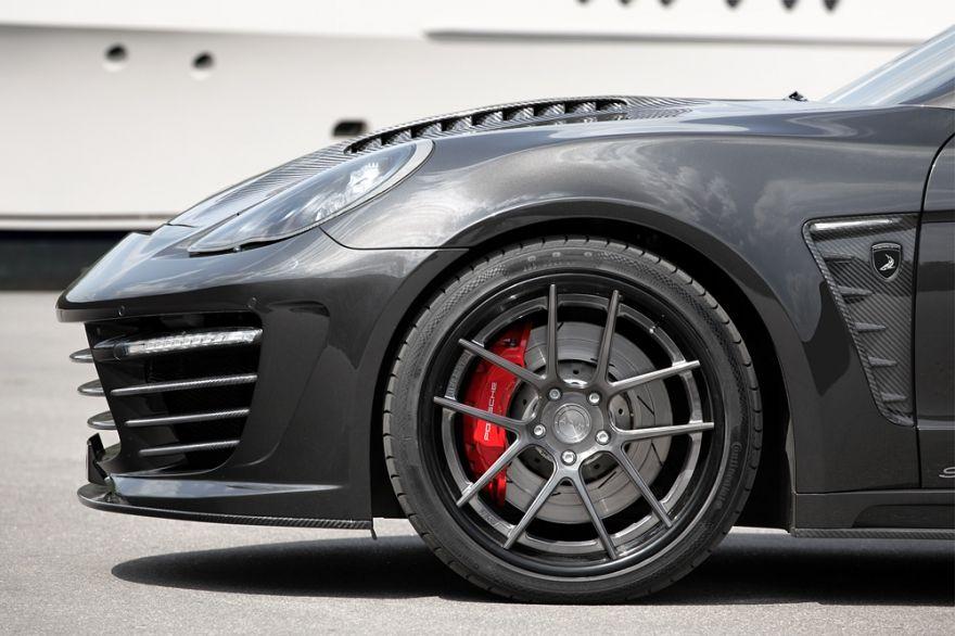 Porsche Panamera Stingray GTR 02/25 (photo 8) Porsche