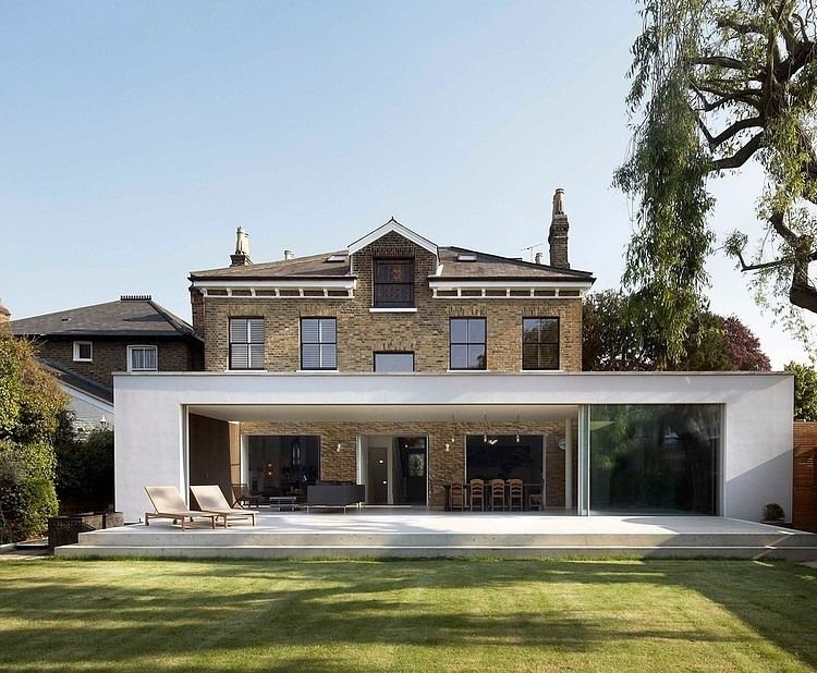 Big wrap around in Chiswick | rear extensions | Pinterest ...
