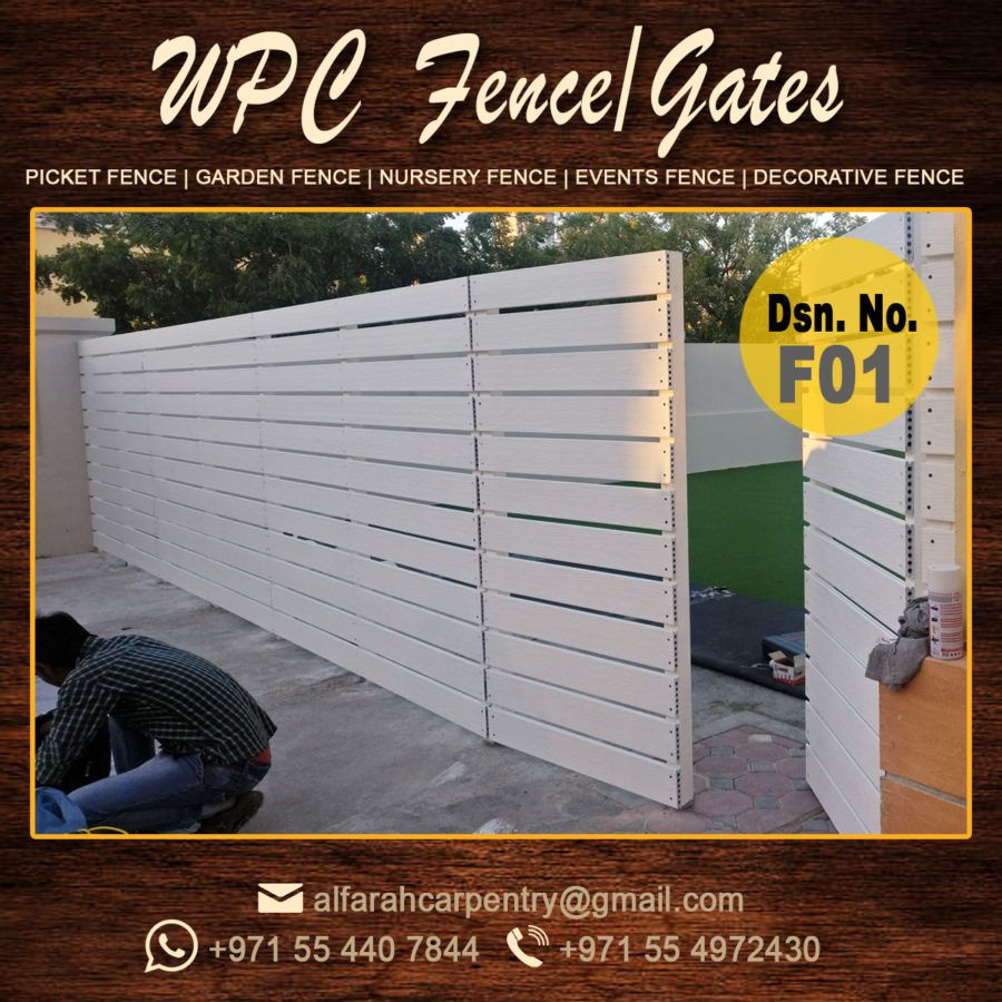 Garden Fencing Dubai With Images Wooden Fence Picket Fence