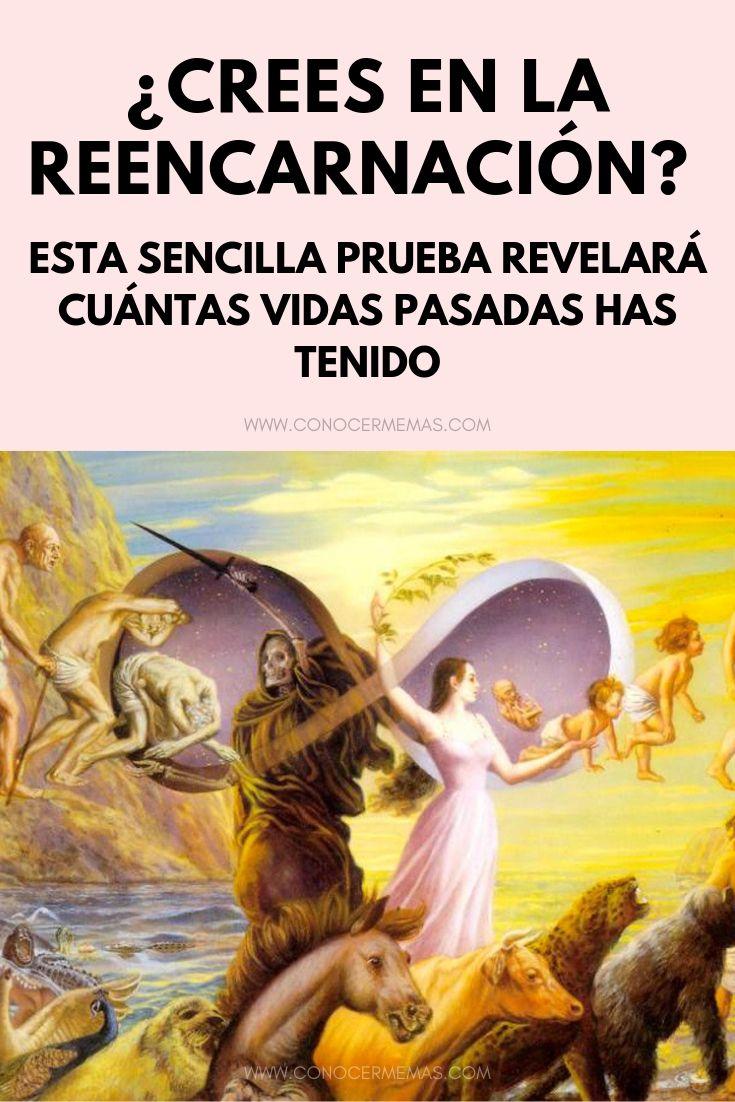 Crees En La Reencarnación Esta Sencilla Prueba Revelará Cuántas Vidas Pasadas Has Tenido Secret Love Quotes Reincarnation Person