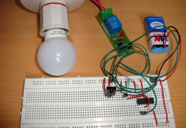 Pin by Philip Gomes on lights remote circuit | Remote ...