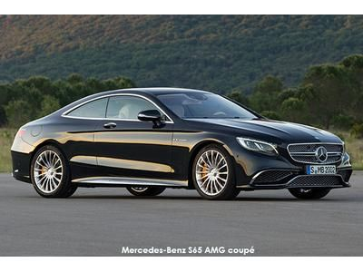 Mercedes Benz S Class Coupe Local Prices Available Click On Image