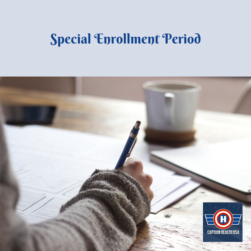 Special Enrollment Period The Only Way You Can Enroll In A Health