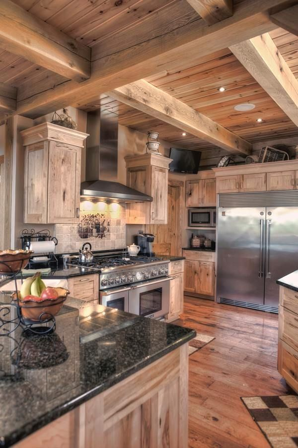 rustic kitchen ideas in 2020 with images on kitchen decor themes rustic id=77368