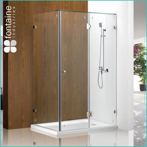 449 00 Fontaine 10mm Toughend Glass Oxley Frameless Shower Screen This Base Suits The 1200x900 Base Shower Screen Frameless Shower Sliding Glass Door