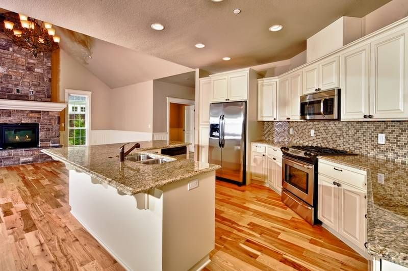 Traditional Plan 1231 The Galen Kitchen Kitchens With