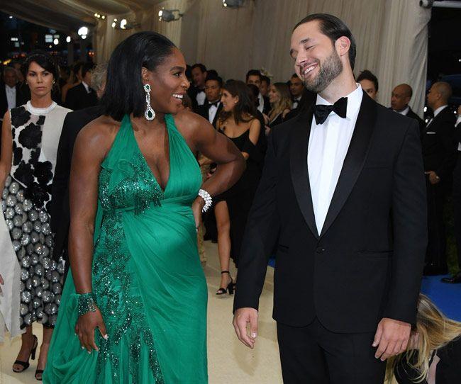 La increíble prueba de amor del marido de Serena Williams.