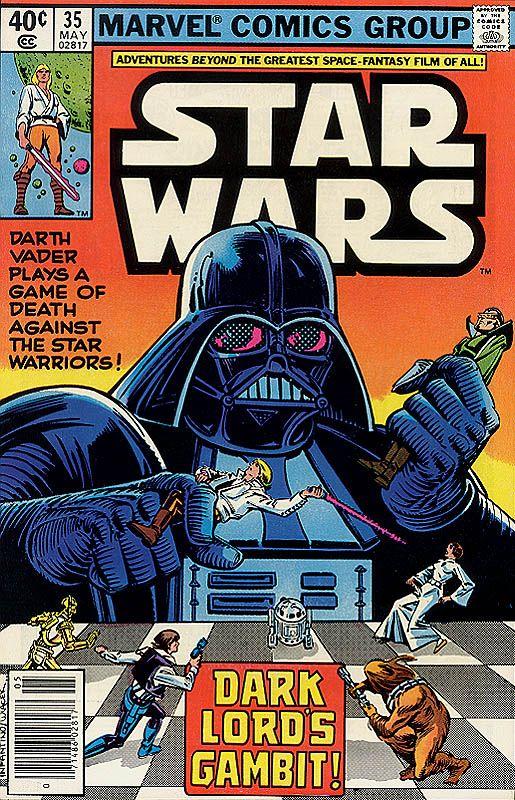 Marvel Star Wars #34 NM