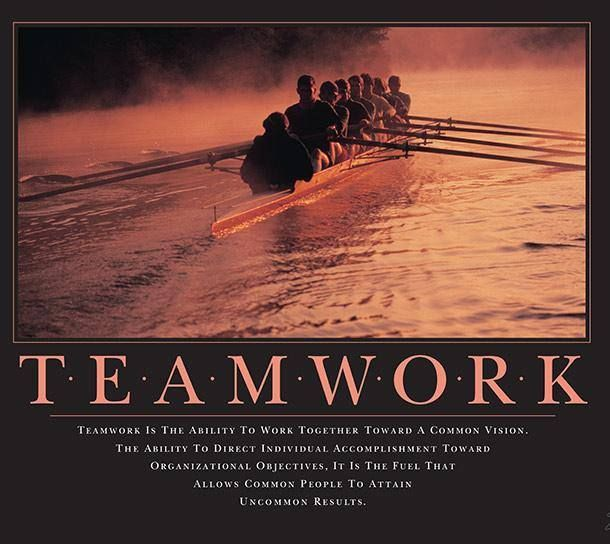 a quote about teamwork that you might enjoy - Are You A Tram Player Ability To Work In A Team