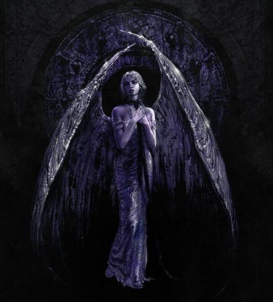 gothic art gallery: