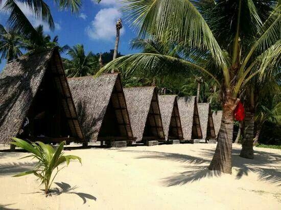 Beach Bungalows In Koh Samui