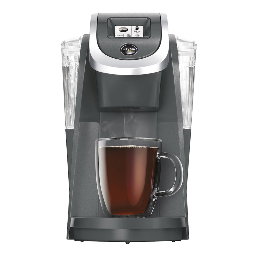 Keurig' K250 Single Serve K Cup' Pod Coffee Maker Black
