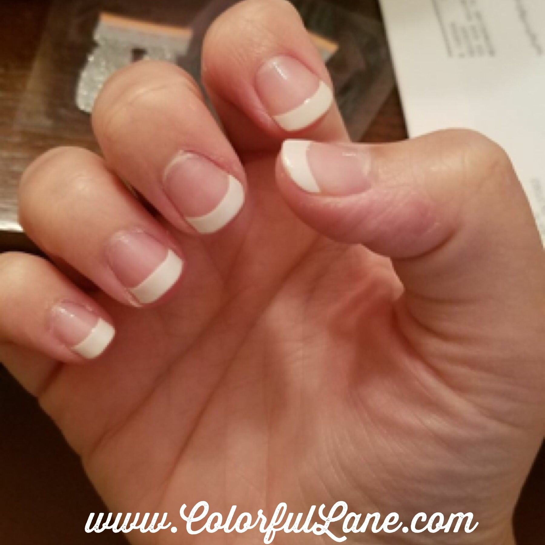 Color Street has 4 beautiful French manicure nail strip sets. Find ...