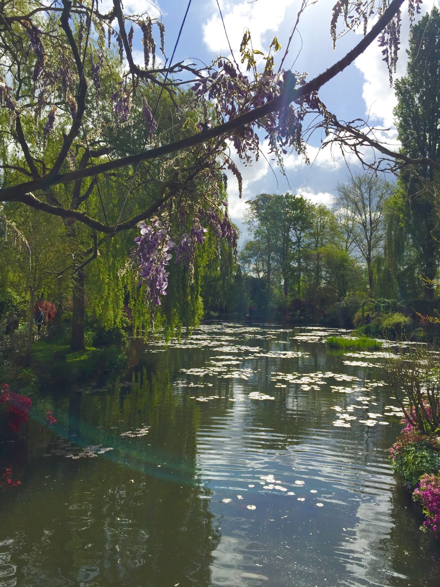 The eternal garden - Monet's Garden in Giverny