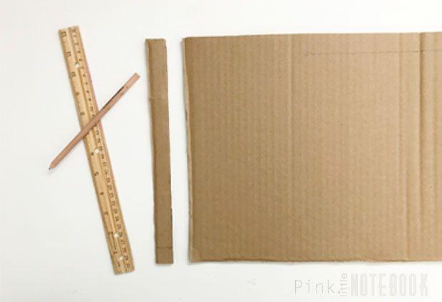DIY: Jewellery Organizer Drawer Insert - Pink Little Notebook