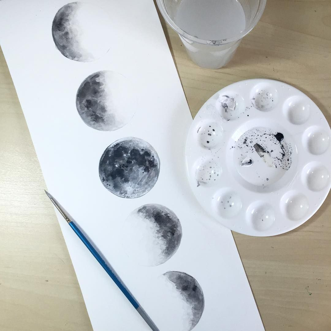 #wip #workinprogress #moons