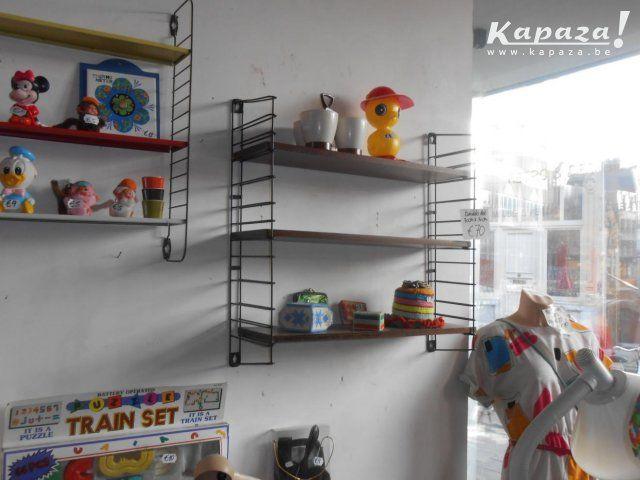 Retro tomado rek (3 stuks), Kasten, Antwerpen   Kapaza.be   Home ...