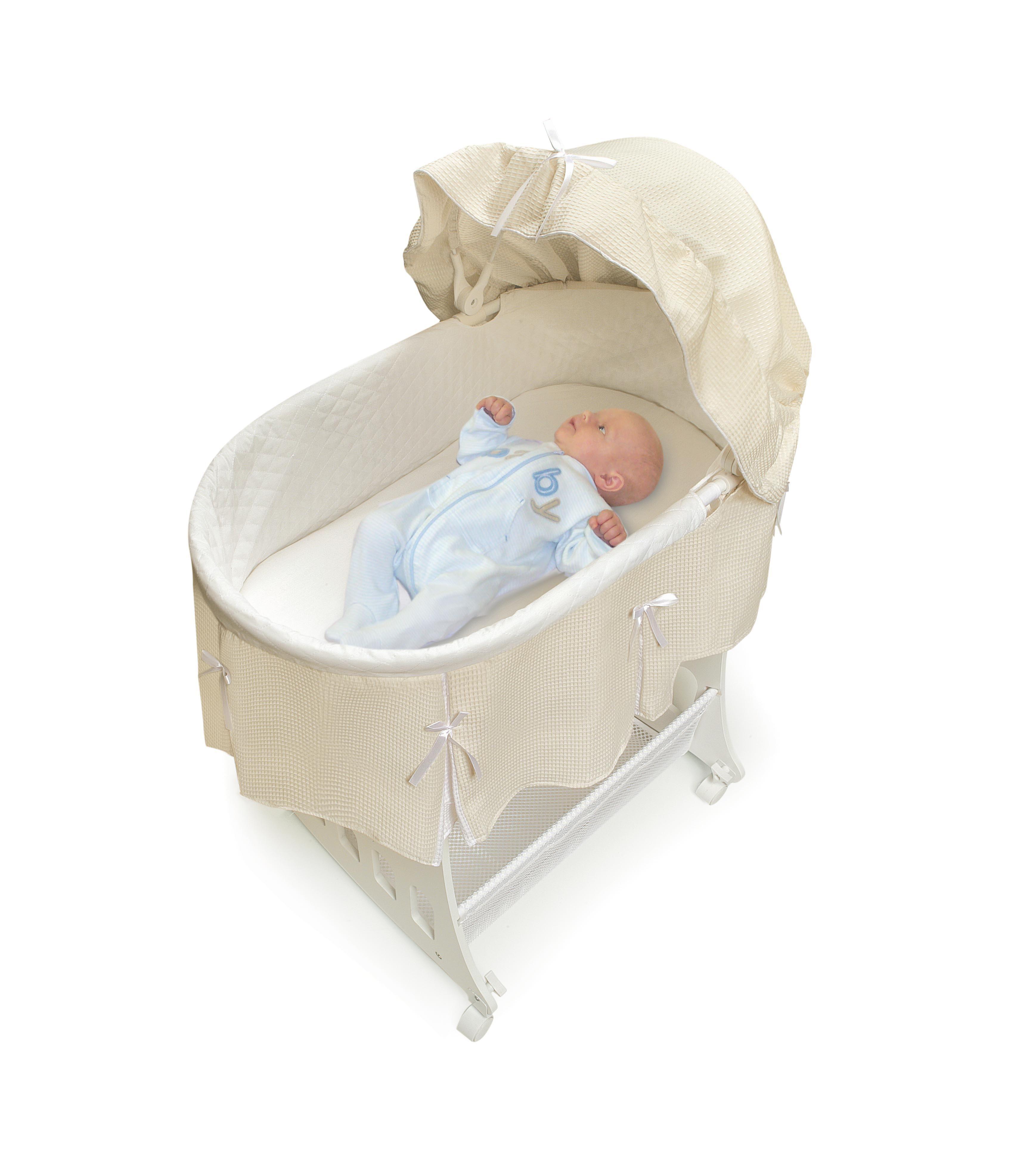 Best Basket Portable Bassinet White Design Loft Bed