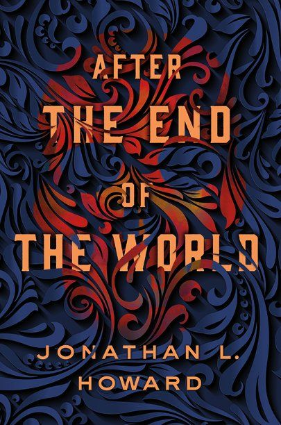 3 Twitter End Of The World Fantasy Books Best Book Covers
