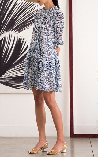 Tilly Ruffle Dress by SALONI for Preorder on Moda Operandi