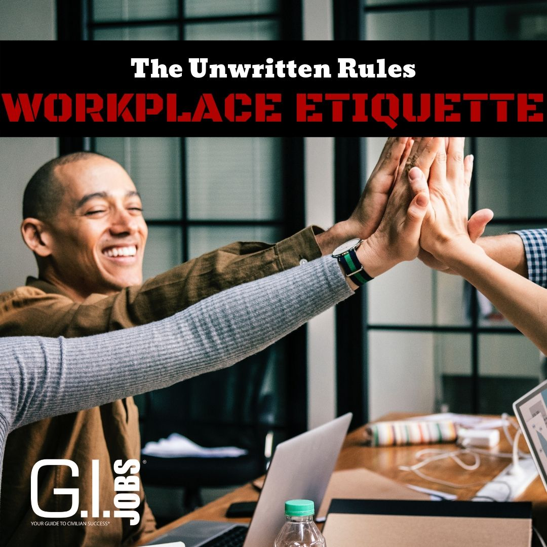 The Unwritten Rules of Workplace Etiquette Workplace