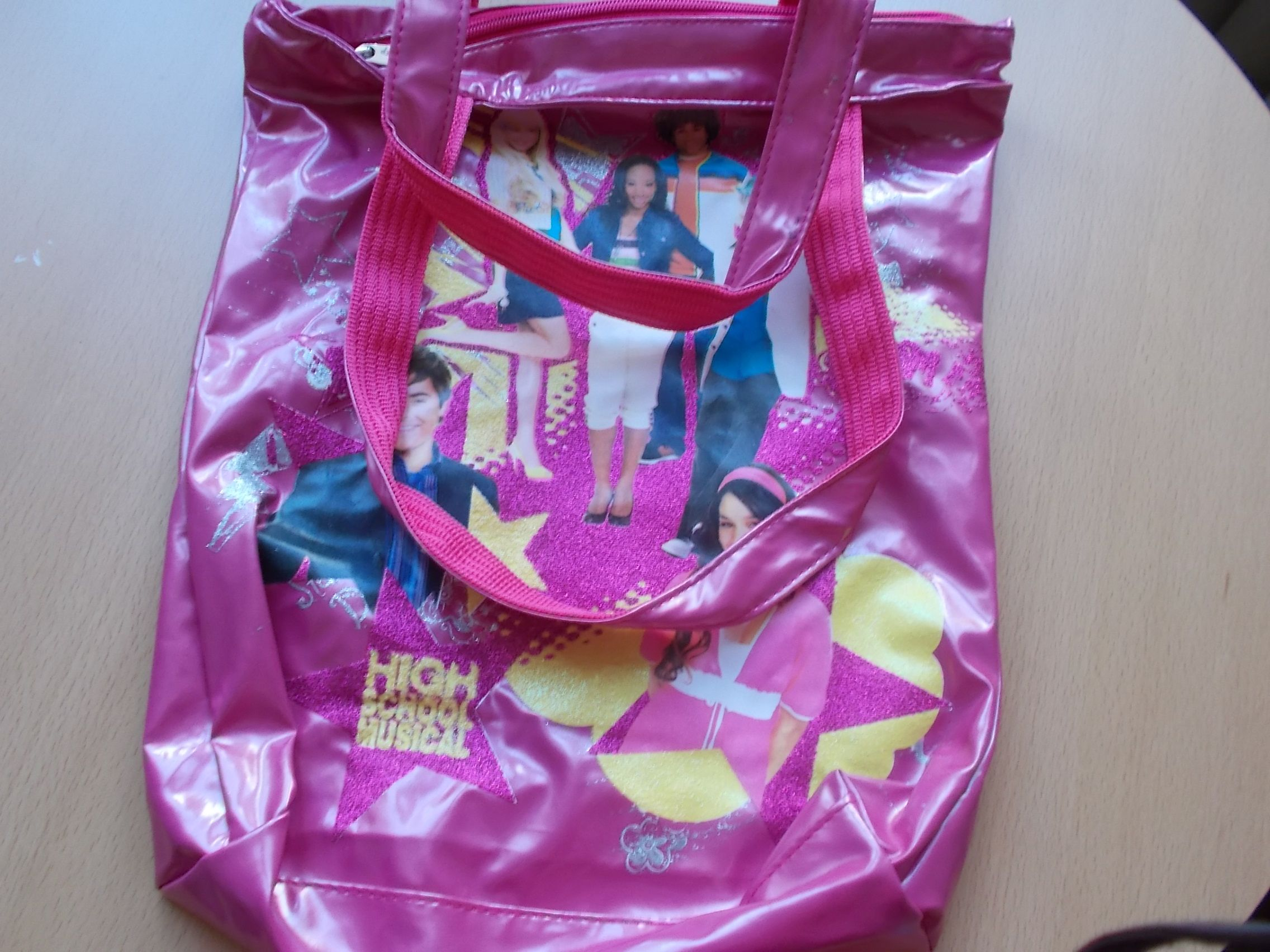 High School Musical bag for 5-9 or 10-14 year old girl. | OCC ...