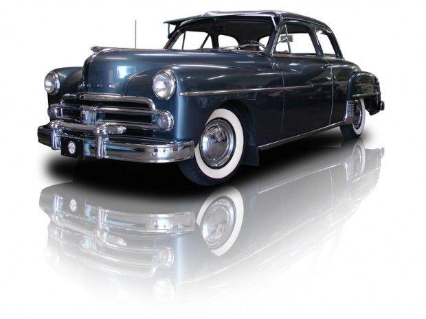 Cherry Hill Volvo >> 1950 Dodge Coronet Club Coupe #classic #dodge … | Coupe ...