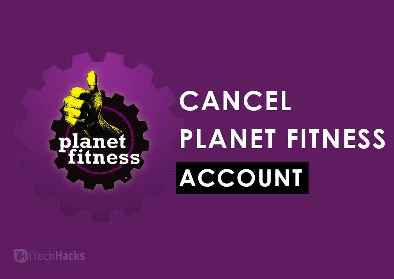 How to cancel your fitness account fitness