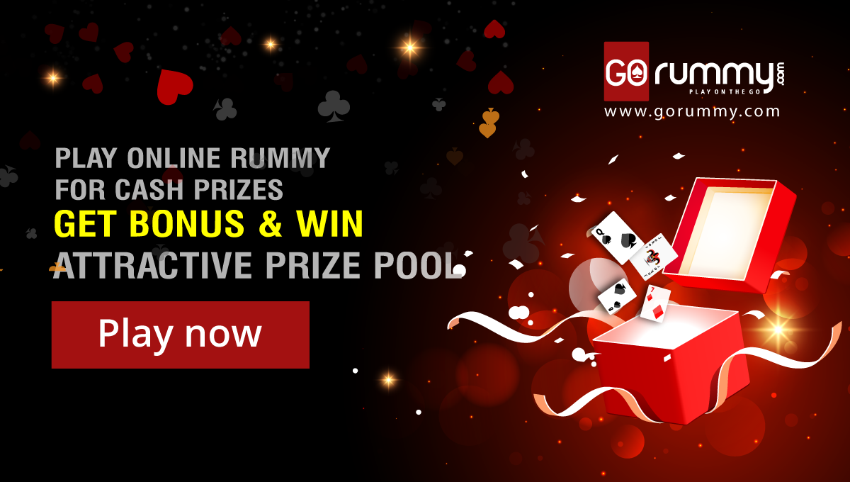 Play online rummy for cash prizes. Play online free rummy