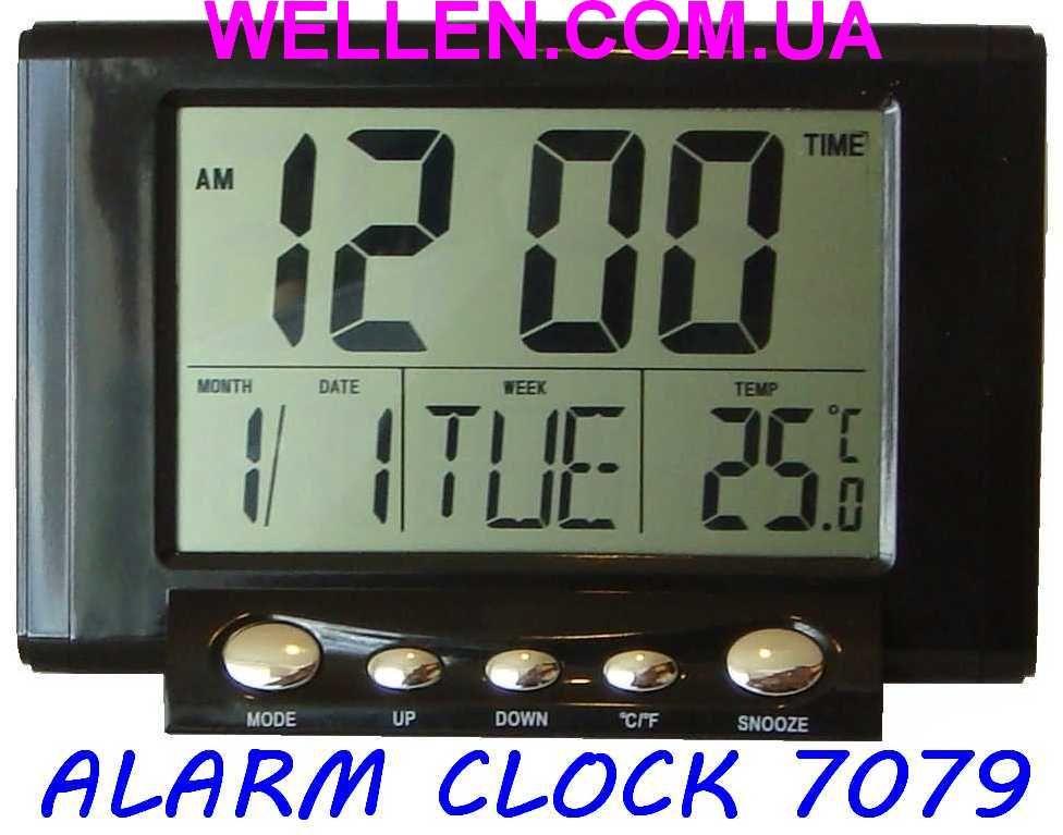Инструкции к электронным часам