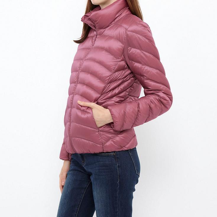 Women Ultra Light Down Jacket Uniqlo Outerwear Women Jackets Down Jacket