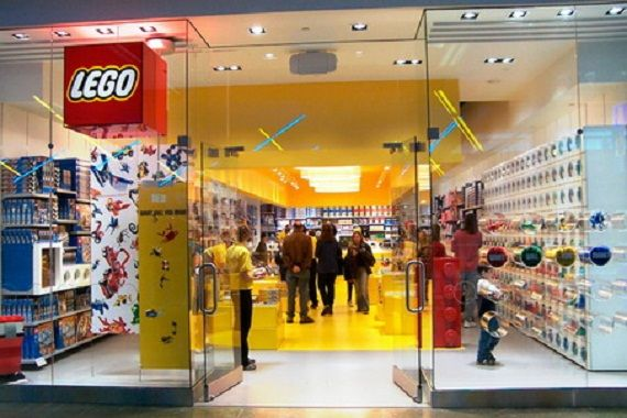 Best Places to Visit in New York with Children | Lego store, Lego ...