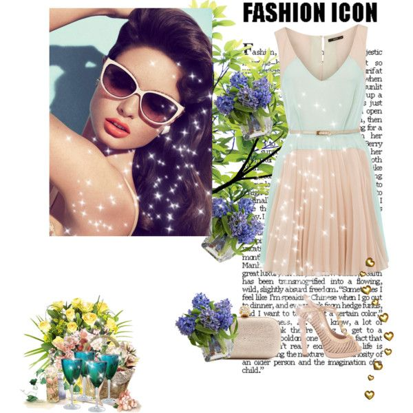 Pretty, created by sandy-thompson on Polyvore
