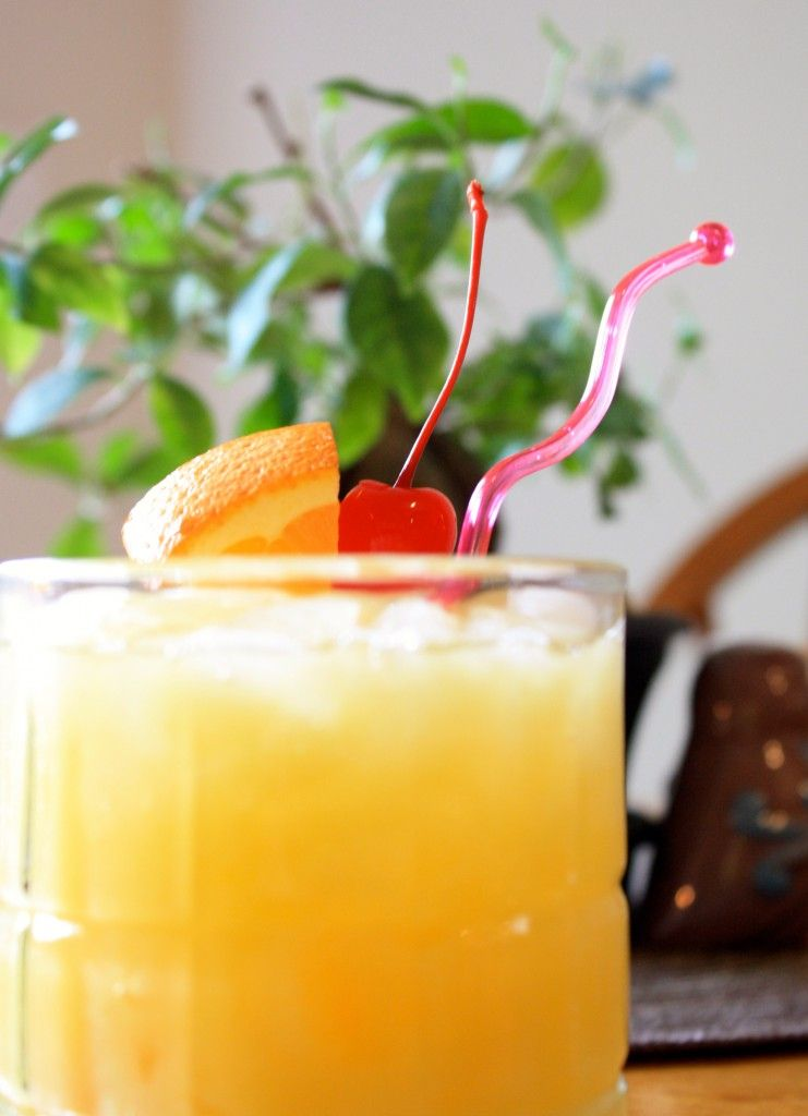 Orange Peppermint Smash Yummy Drinks Summer Party Drink Fun Drinks