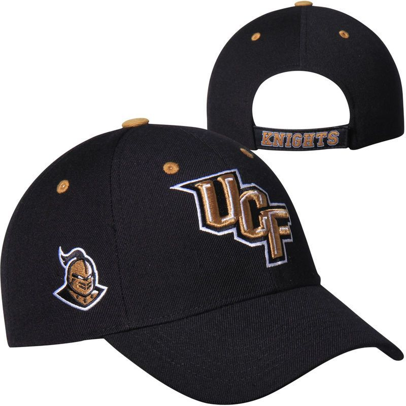 low priced 64034 be5f2 ... snapbacks fc732 9e097  discount code for ucf knights top of the world  triple threat hat black d98af cd36c