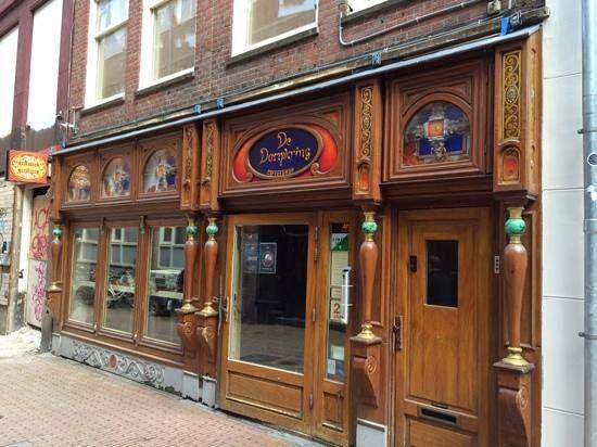 Dampkring Coffeeshop Coffee Shop Amsterdam Attractions Trip