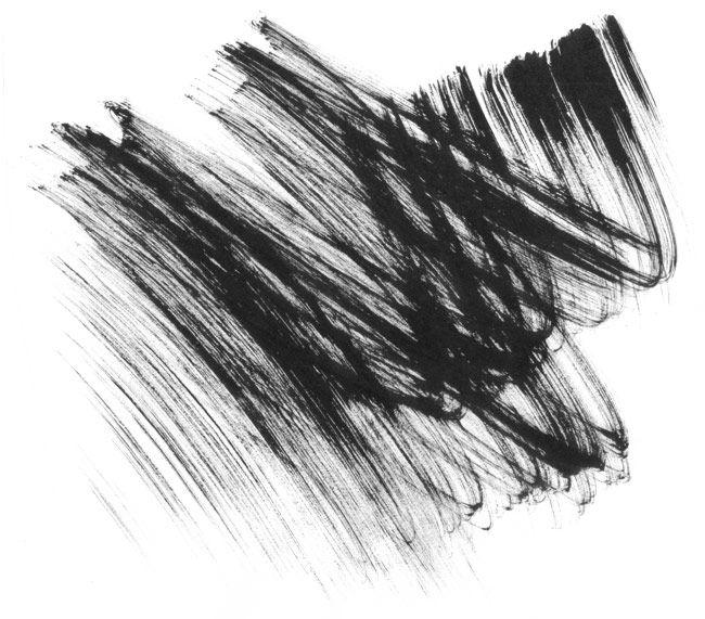403 Forbidden Ink Brush Ink Brush Drawing