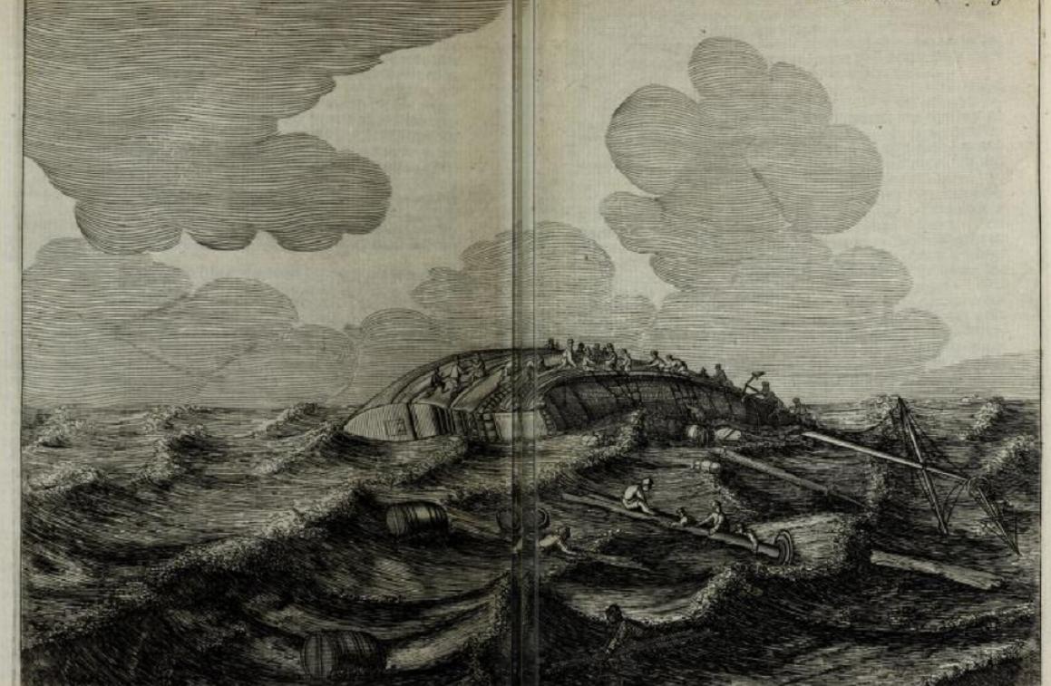 Iournael ofte beschrijvinge vande reyse ghedaen by den commandeur Dirck Albertsz. Raven nae Spitsberghen, in den jare 1639. ten dienste vande E. heeren bewindt-hebbers vande Groenlandtsche compagnie tot Hoorn : waer in verhaelt wordt sijn droevighe schip-breucke, sijn ellende op't wrack, en sijn blijde verlossinge : met noch eenighe ghedenckwerdige historien : alles waerdigh on te lesen (1646)